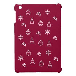 Coque Pour iPad Mini Le motif I de Noël