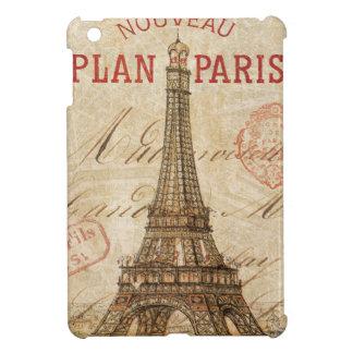 Coque Pour iPad Mini Lettre de Paris