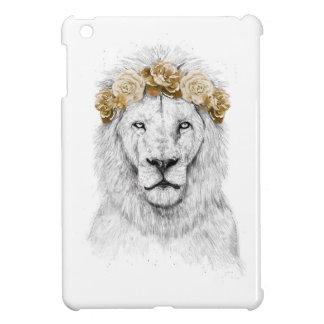 Coque Pour iPad Mini Lion de festival II