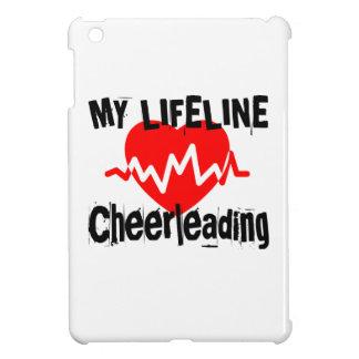Coque Pour iPad Mini Ma ligne de vie conceptions Cheerleading de sports