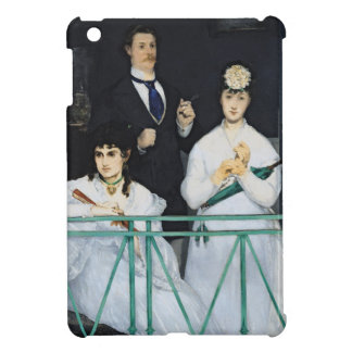 Coque Pour iPad Mini Manet   le balcon, 1868-9