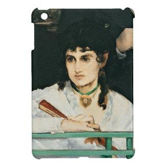 Coque Pour iPad Mini Manet | le balcon, détail, 1868-9