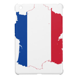 Coque Pour iPad Mini map-of-france-1290790