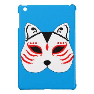 Coque Pour iPad Mini Masque japonais de chat