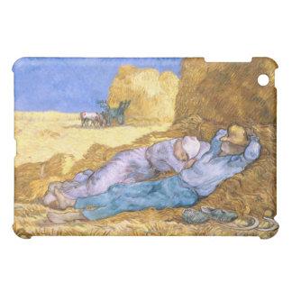 Coque Pour iPad Mini Midi de Vincent van Gogh |, la sièste, après