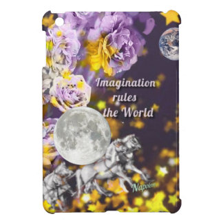 Coque Pour iPad Mini Mon imagination est sans fin