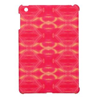 Coque Pour iPad Mini Motif très Girly de pêche de roses indien de bruit