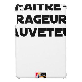 Coque Pour iPad Mini NAÎTRE RAGEUR SAUVETEUR - Jeux de mots