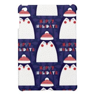 Coque Pour iPad Mini Noël, vacances, décorations d'arbre, motif