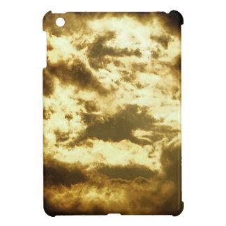 Coque Pour iPad Mini Nuage doré