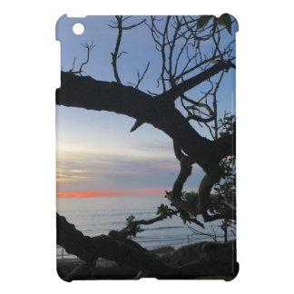 Coque Pour iPad Mini Océan et arbres