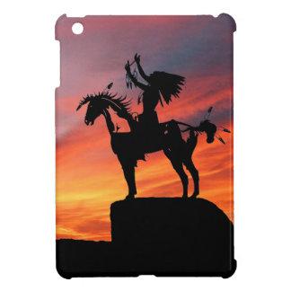 Coque Pour iPad Mini Ombres de coucher du soleil