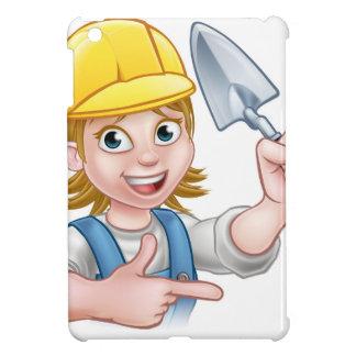 Coque Pour iPad Mini Outil de truelle de travailleur de la construction