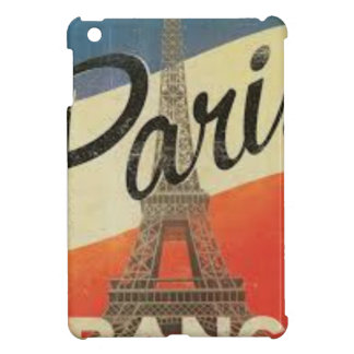 Coque Pour iPad Mini Paris France Vintage