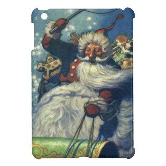 Coque Pour iPad Mini Père Noël vient à la ville