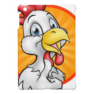 Coque Pour iPad Mini Personnage de dessin animé de coq de poulet