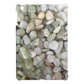 Coque Pour iPad Mini pierres et couleur de gravier