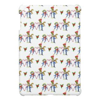Coque Pour iPad Mini Pingouins dans l'amour