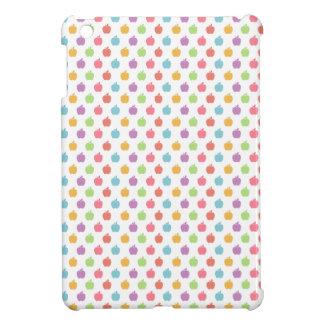 Coque Pour iPad Mini Pommes colorées