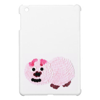 Coque Pour iPad Mini Porc rose
