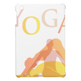Coque Pour iPad Mini Poses de yoga