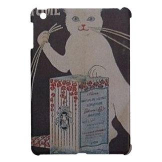 Coque Pour iPad Mini Publicité française vintage - chats