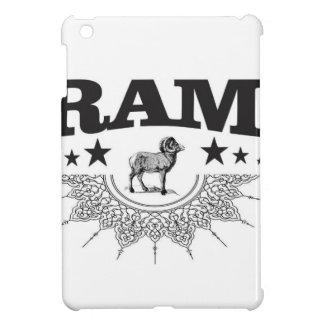 Coque Pour iPad Mini RAM des moutons