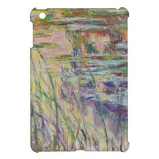 Coque Pour iPad Mini Réflexions de Claude Monet | sur l'eau, 1917