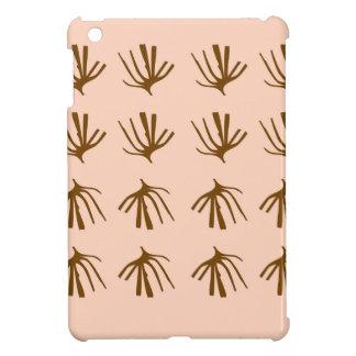 Coque Pour iPad Mini Rétro beige d'ALGUES