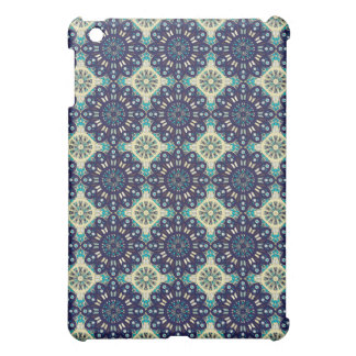 Coque Pour iPad Mini Rétro motif sans couture géométrique abstrait