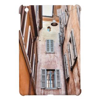 Coque Pour iPad Mini Scène de ville de l'Italien IMG_1785 2