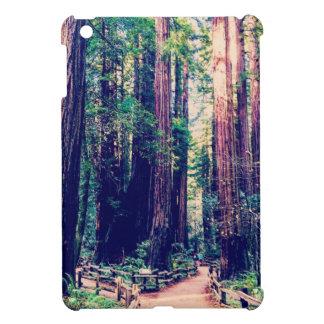 Coque Pour iPad Mini Séquoias de Californie