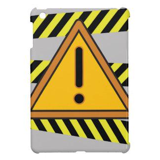 Coque Pour iPad Mini signe de danger