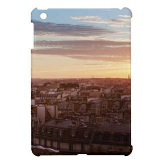 Coque Pour iPad Mini Sunset on the Eiffel tower, Paris, France