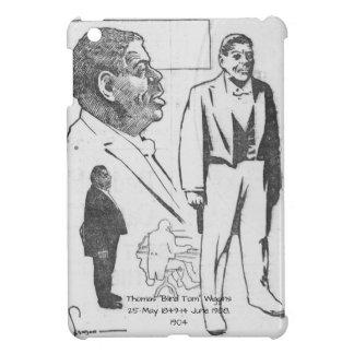 """Coque Pour iPad Mini Thomas """"Tom aveugle"""" Wiggins, 1904"""