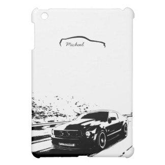 Coque Pour iPad Mini Tir personnalisé de roulement de mustang