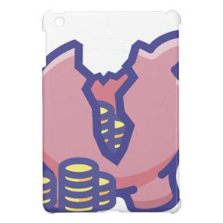 Coque Pour iPad Mini Tirelire cassée