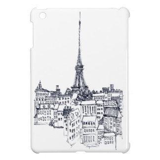 Coque Pour iPad Mini Tour Eiffel