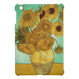 Coque Pour iPad Mini Tournesols de Vincent van Gogh |, 1888