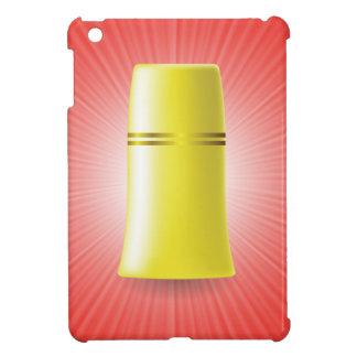 Coque Pour iPad Mini Tube jaune