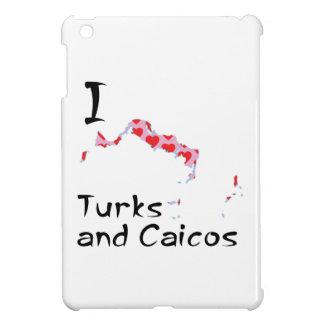 Coque Pour iPad Mini Turcs et la Caïques du coeur I