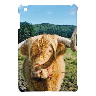 Coque Pour iPad Mini Vache des montagnes