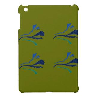 COQUE POUR iPad MINI VERT D'ALGUES