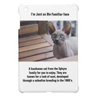 Coque Pour iPad Mini Visage familier