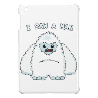 Coque Pour iPad Mini Yeti - j'ai vu un homme