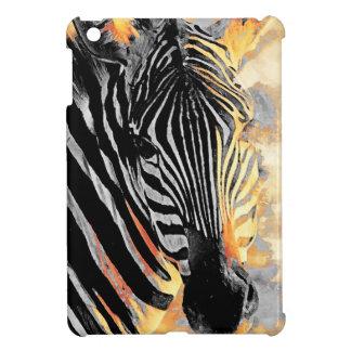 Coque Pour iPad Mini #zebra de zèbre