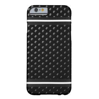 """Coque pour iPhone 6 """"Noire Élégance"""""""