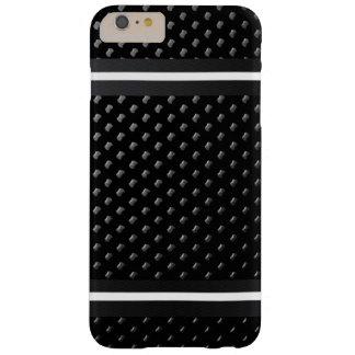 """Coque pour iPhone 6 plus """"Noire Élégance"""""""