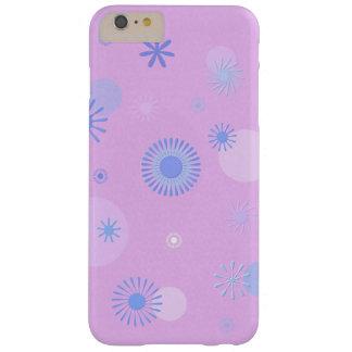 """Coque pour iPhone 6 plus rose décor """"Étoile"""""""