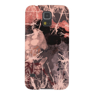Coque Pour Samsung Galaxy S5 Abstract II